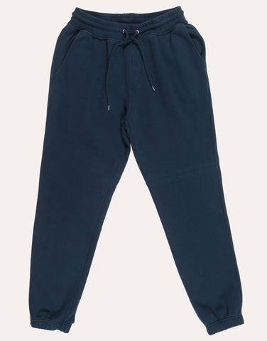 Colorful Standard Classic Organic Sweatpants - Navy Blue