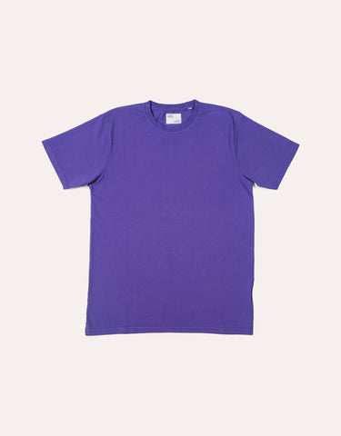 Colorful Standard Classic Organic Tee - Ultra Violet
