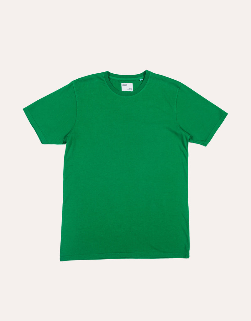 Colorful Standard Classic Organic Tee - Kelly Green
