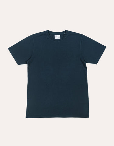 Colorful Standard Classic Organic Tee - Navy Blue