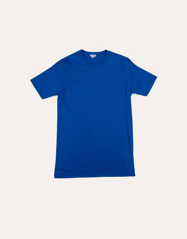 DUBBLEWARE BUZZ Pocket T-Shirt - Royal Blue