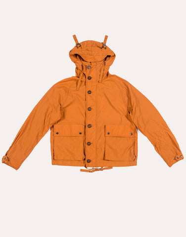 Eastlogue Foul Weather Parka - Orange Nylon Washer