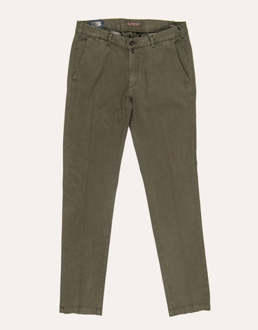 Four Ten Industry T926 Cotton Twill Trouser - Olive