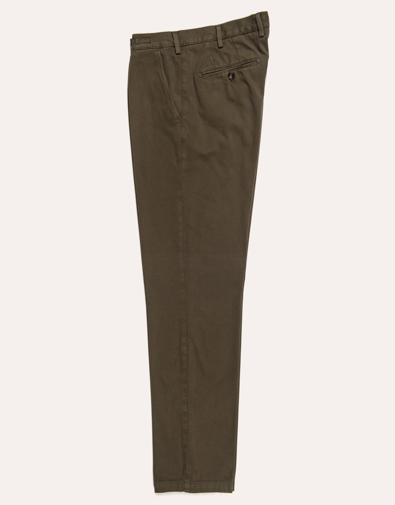 FOUR TEN Trousers - Olive