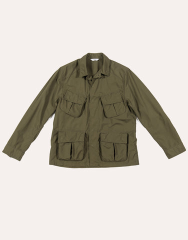 Fujito Jungle Fatigue Jacket - Khaki