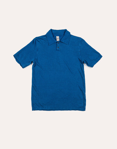 G.R.P Short Sleeve Polo - Royal Blue