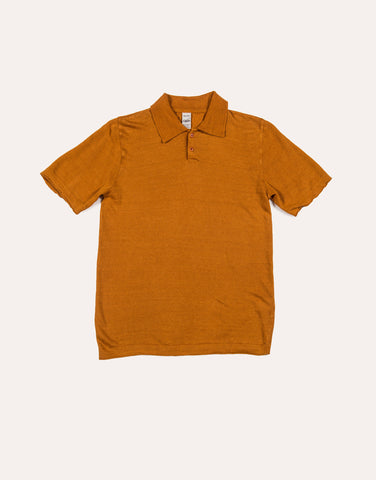 G.R.P Short Sleeve Polo - Orange