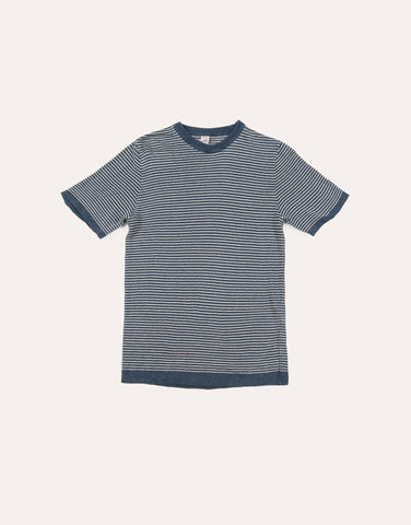 G.R.P Short Sleeve Crew Neck - Light Blue