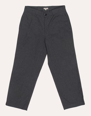 KNICKERBOCKER Frank Trouser - Grey Plaid