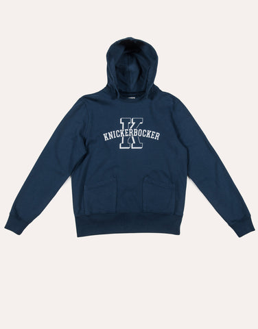 KNICKERBOCKER University Gym Hoody - Dusty Blue