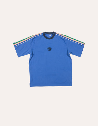 Nigel Cabourn x Element Big Sports Tee - Cricket Blue