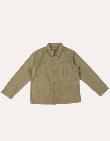 Nigel Cabourn British Army Jacket - Army Green