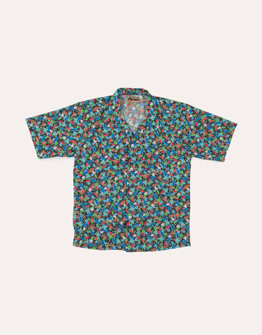 Nigel Cabourn Frankies Shirt - Navy