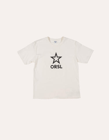 orSlow Printed Tee - White