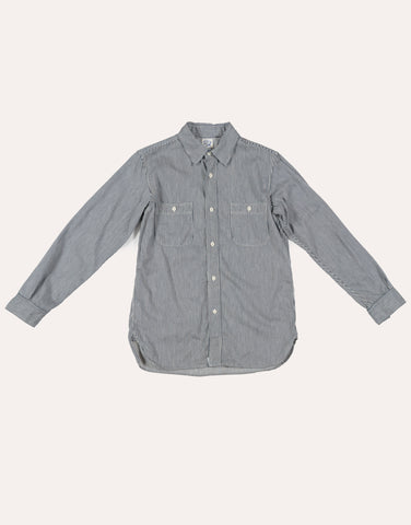 orSlow Work Shirt - Hickory St.