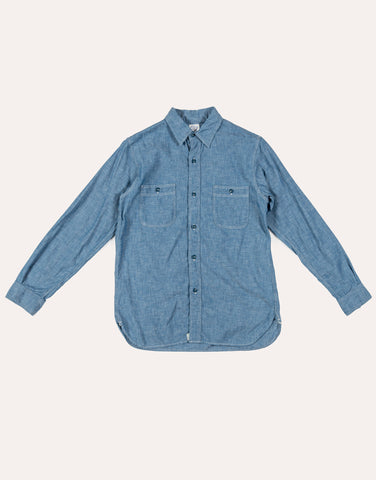orSlow Work Shirt - Chambray