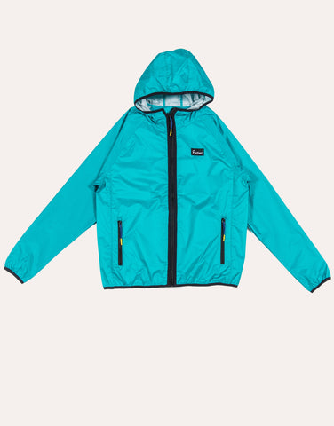 Penfield Bonfield Packaway Jacket - Baltic Teal