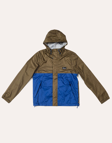 Penfield Waterproof Tape Seamed Rifton Jacket - Dark Olive