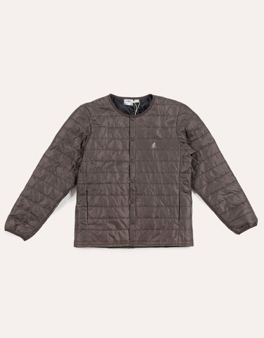 Gramicci Padding Jacket - Dark Brown