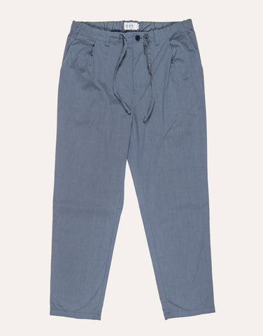 Still by Hand Slim Tapered Pant - Slate Blue