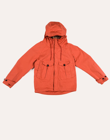 TEN C Tempest Anorak - Orange