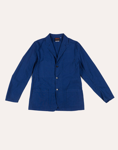 VETRA Cotton Twill Blazer - Hydrone