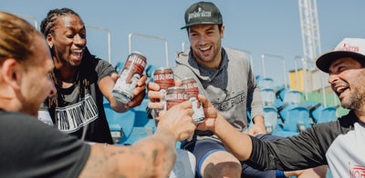 Northern Baller Baller Beer Launches North!