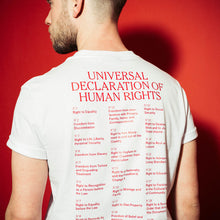 Laden Sie das Bild in den Galerie-Viewer, #ForHumanRights T-Shirt
