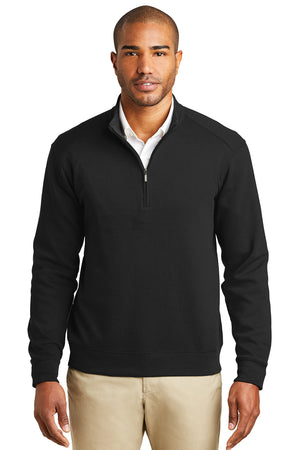 Port Authority® Interlock 1/4-Zip