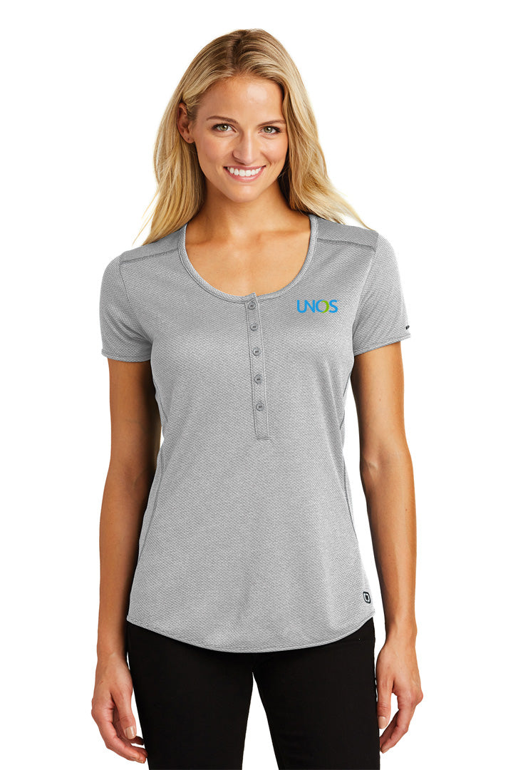 OGIO® Ladies Orbit Henley