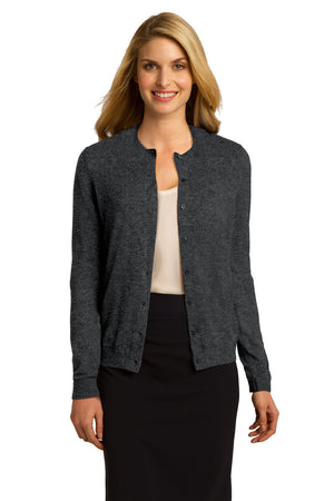 Port Authority® Ladies Cardigan Sweater