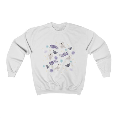 High Society Collage Crewneck Sweatshirt