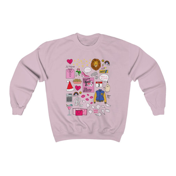 Mean Girls Crewneck Sweatshirt