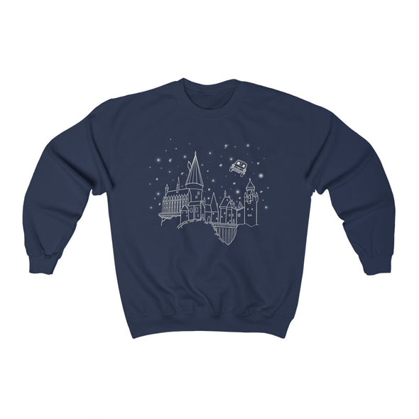Magic School Crewneck Sweatshirt