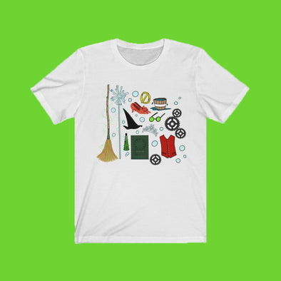 Wicked Collage Short Sleeve Tee