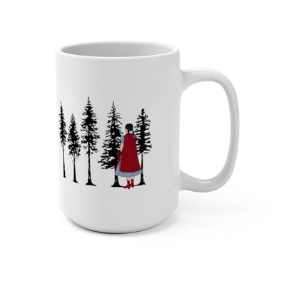 Into The Woods Mug 15oz