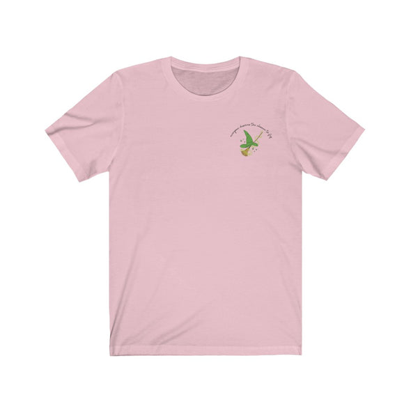 Everyone Deserves The Chance To Fly Icon Short Sleeve Tee