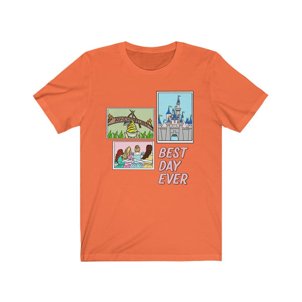 Best Day Ever Short Sleeve Tee