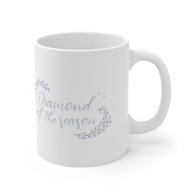 Diamond Of The Season Ceramic Mug 11oz