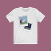 Meg Polaroid Short Sleeve Tee