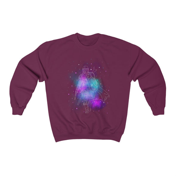 Galaxy Crewneck Sweatshirt