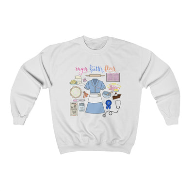 Waitress Crewneck Sweatshirt