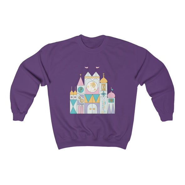Small World Crewneck Sweatshirt