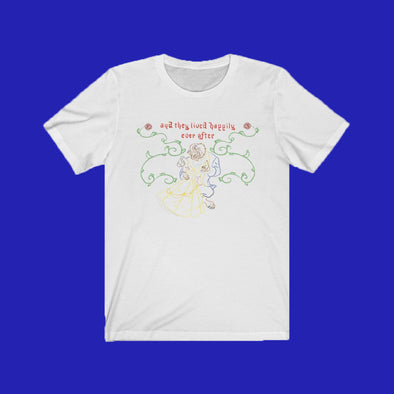 Beauty Storybook Ending Short Sleeve Tee