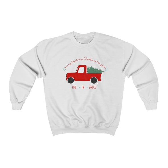 Christmas Tree Farm Crewneck Sweatshirt