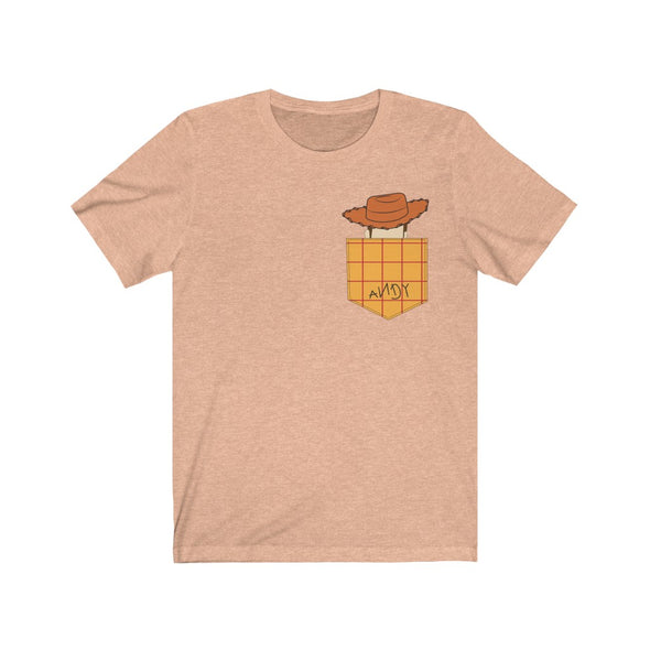 Cowboy Pocket Short Sleeve Tee
