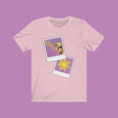 Lantern Polaroid Short Sleeve Tee