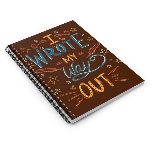 Hamilton Spiral Notebook - Ruled Line