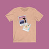 Melody Polaroid Short Sleeve Tee