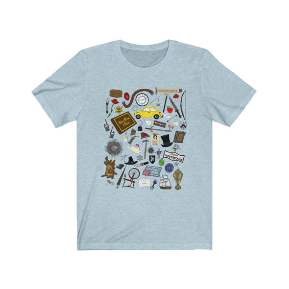 Once Upon A Time Short Sleeve Tee